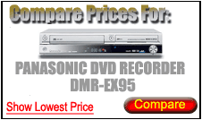Compare Prices for Panasonic Dvd Recorder DMR-EX95